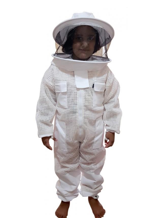 Three-Layer Kids Suit