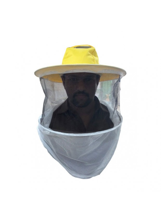 Veils Round with Bees