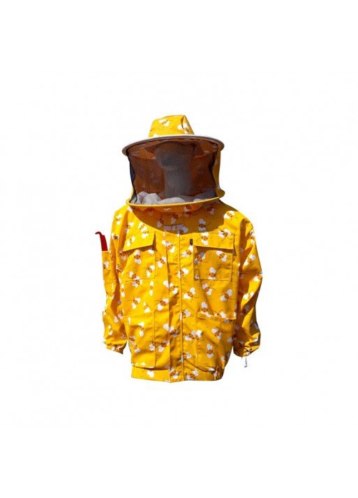 Bee Pattern Jacket